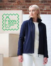Honestly Made Recycled Womens Softshell Jacket